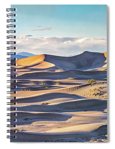 Soft Spiral Notebook