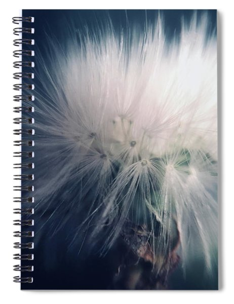 Soft Shock Spiral Notebook