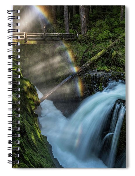 Sol Duc Enchantment Spiral Notebook