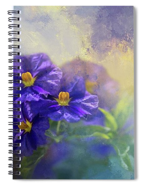 Solanum Spiral Notebook