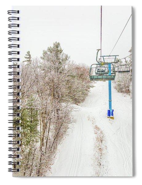 Solar Quad Spiral Notebook