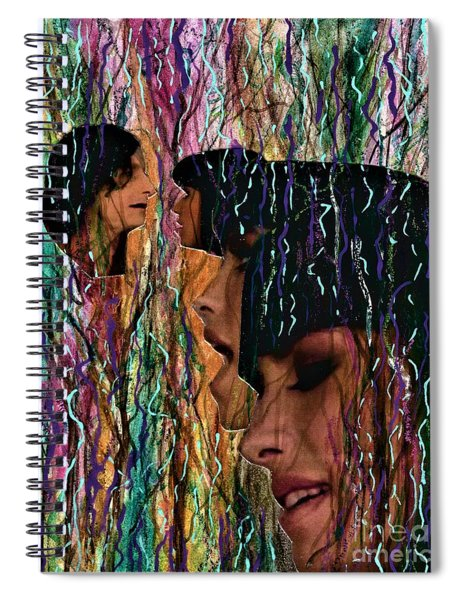 Somebody That I Used To Know  Spiral Notebook