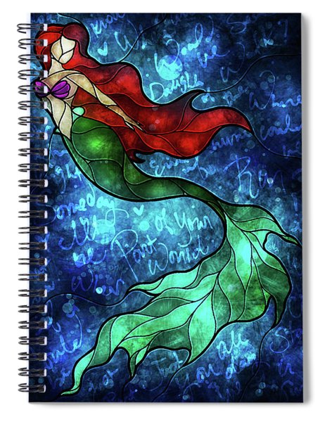 Someday Spiral Notebook