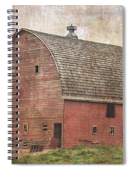 Someplace In Time Spiral Notebook