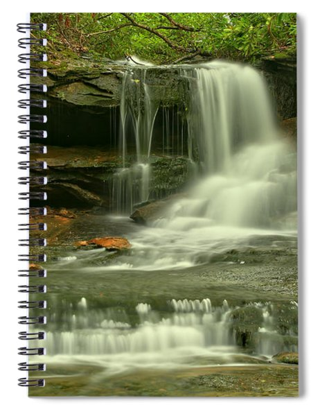 Somerset County Cave Falls Spiral Notebook