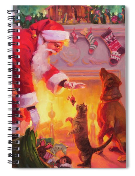 Something For Everyone Spiral Notebook