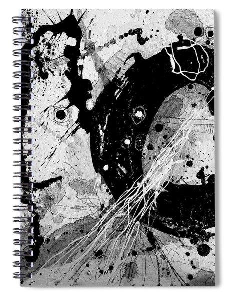 Sometimes I Fly Spiral Notebook