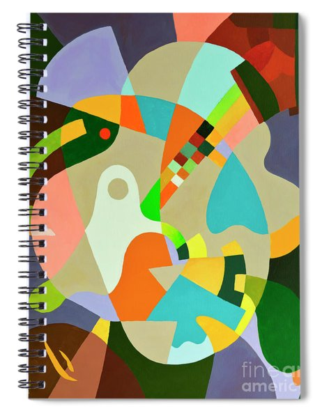 Sometimes You Just Get Lucky Spiral Notebook