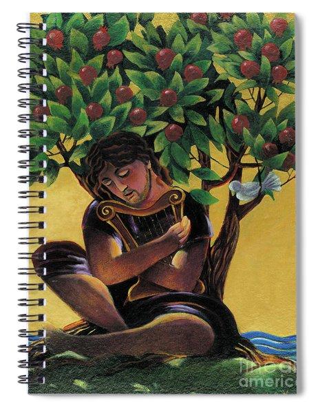 Son Of David - Mmsod Spiral Notebook