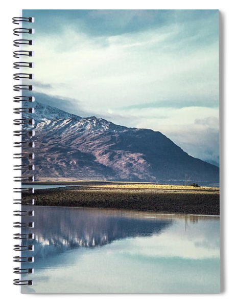 Song Of The Mountain Spiral Notebook