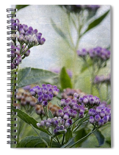 Sophies Garden Spiral Notebook