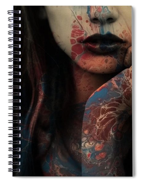 Sorry Seems To Be The Hardest Word  Spiral Notebook