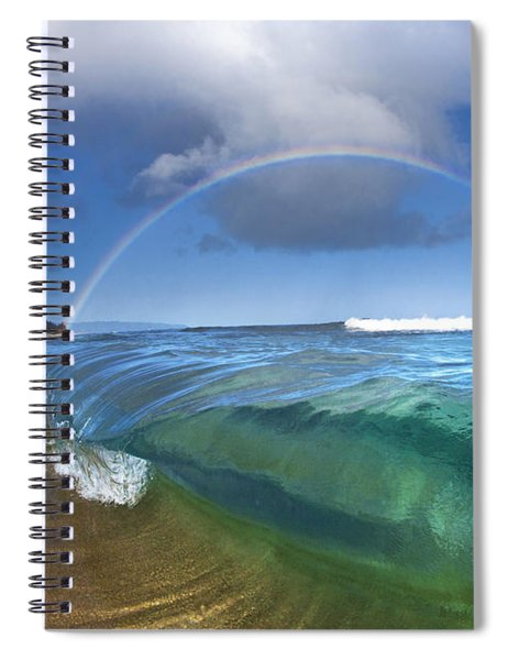 Soul Arch Spiral Notebook