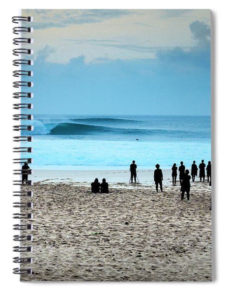Soul Cleanse Spiral Notebook