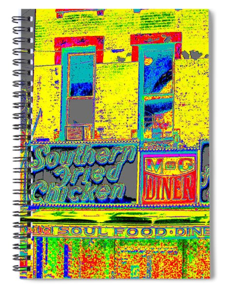 Soul Food Spiral Notebook