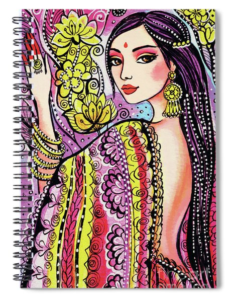 Soul Of India Spiral Notebook