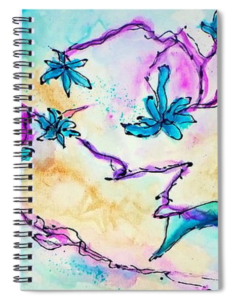 Soul Vacation Spiral Notebook