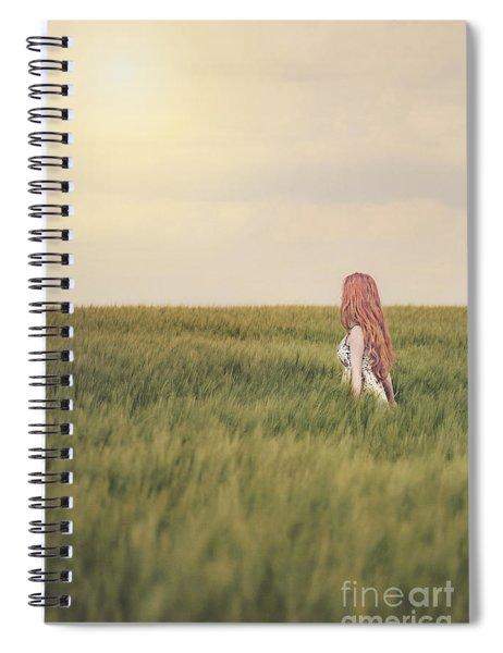 Soulshine Spiral Notebook