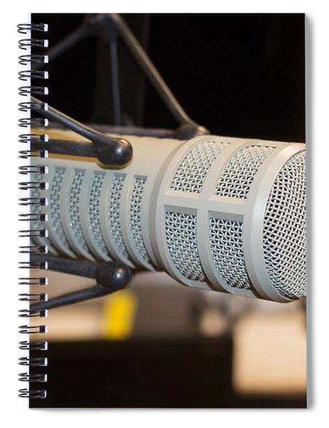 Sound Is Powerful Spiral Notebook