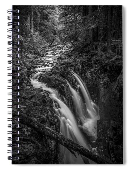 Sound Of Strength Spiral Notebook