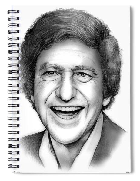 Soupy Sales Spiral Notebook