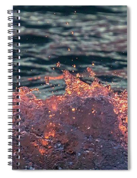 Soused Spiral Notebook