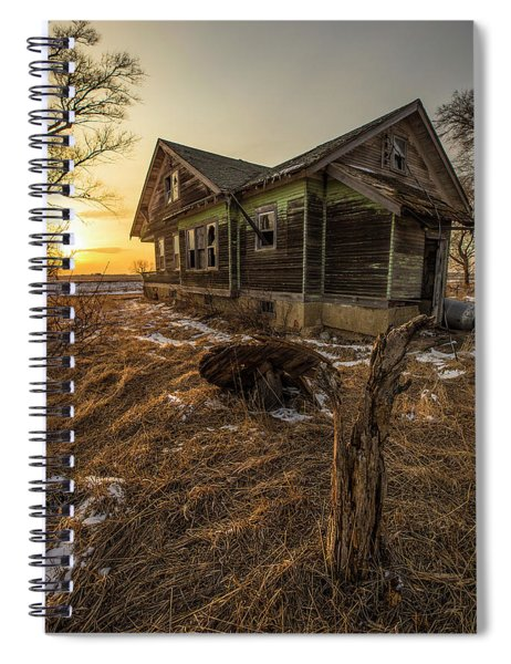 South Of Epiphany Spiral Notebook