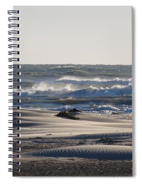 South Padre Island Surf Spiral Notebook
