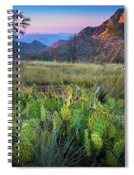 South Rim Morning Spiral Notebook