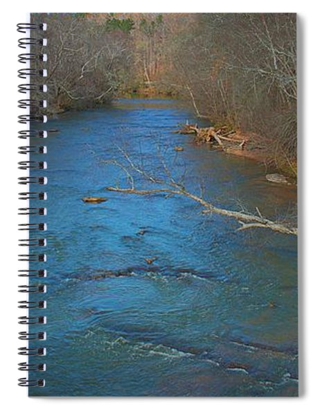 South River Spiral Notebook