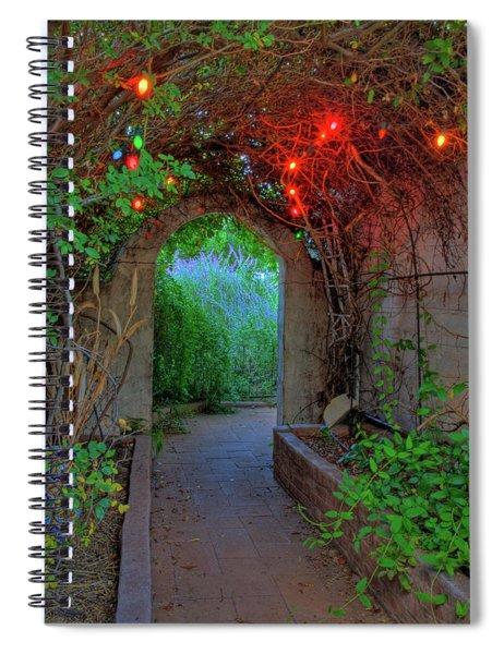 Southeast Arizona Garden Spiral Notebook