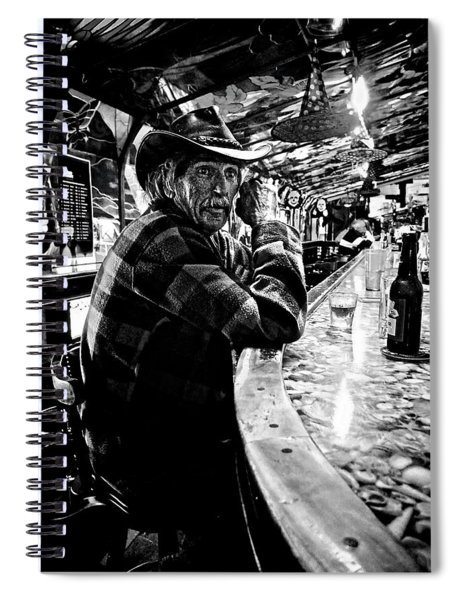 Southern Dude Spiral Notebook