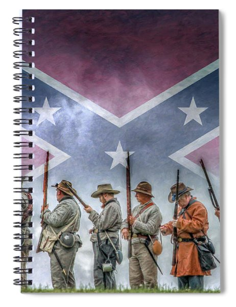 Southern Heritage Southern Pride Spiral Notebook