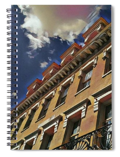 Southern Stature Spiral Notebook