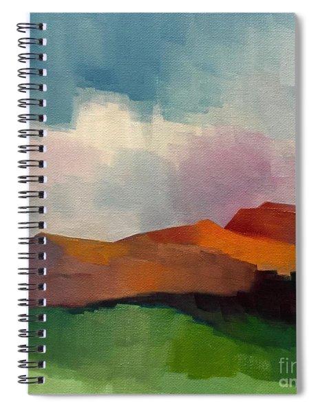 Southwest Light Spiral Notebook