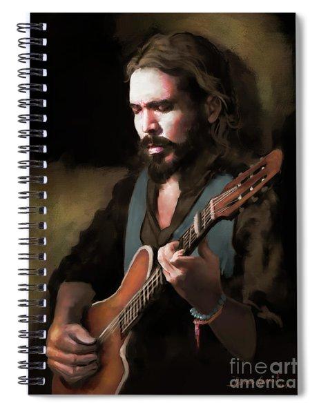 Spanish Guitar - El Javi Spiral Notebook