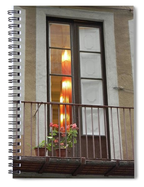 Spanish Siesta Spiral Notebook