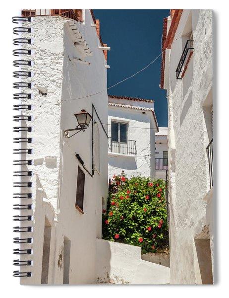 Spanish Street 2 Spiral Notebook