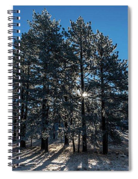 Sparkilian Spiral Notebook