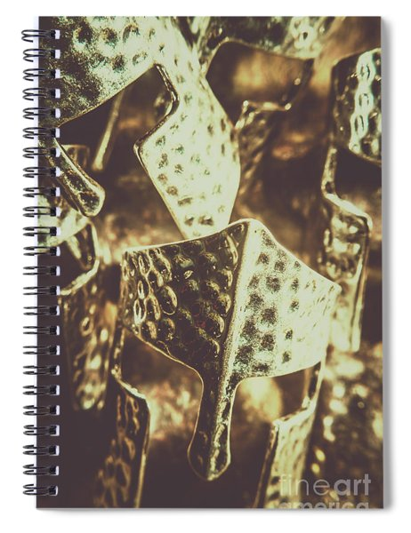 Spartan 300 Spiral Notebook