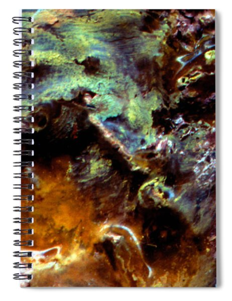 Spatial Interface I Spiral Notebook