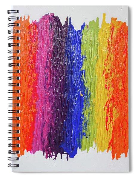 Speak Your Mind Spiral Notebook