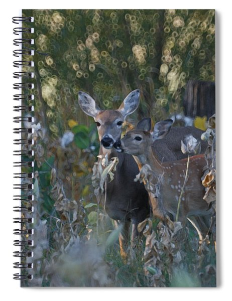 Special Moment Spiral Notebook