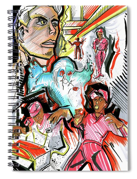 special project 1A Spiral Notebook