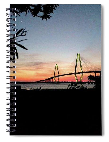 Spectacular Suspension Spiral Notebook