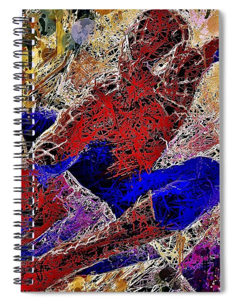 Spiderman 2 Spiral Notebook