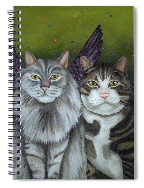 Spirit Animals Spiral Notebook