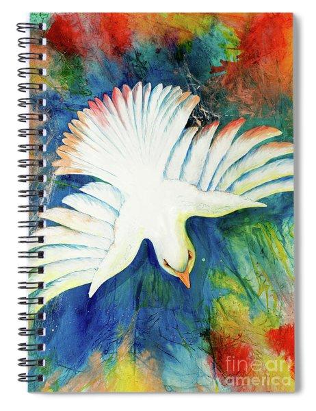 Spirit Fire Spiral Notebook