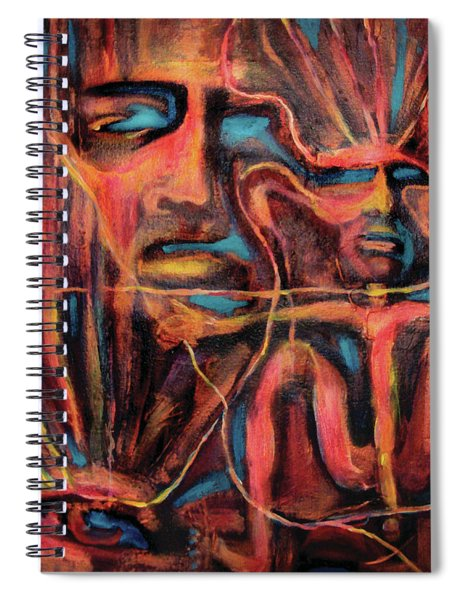 Spirit Guide 1 Spiral Notebook