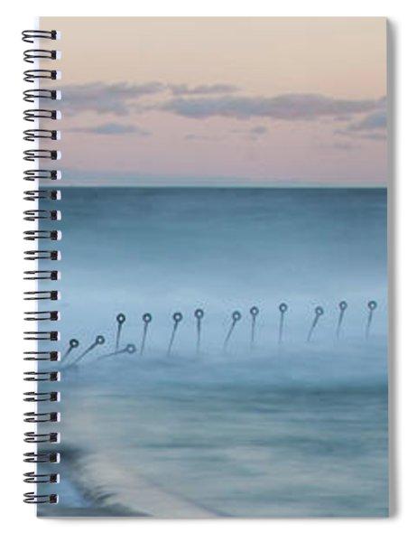 Spirit Of The Ocean Spiral Notebook